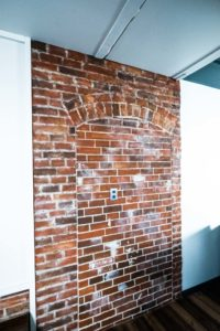 内壁 デザインコンクリート モルタル造形