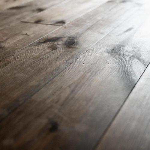 塗装 床板 リノベーション