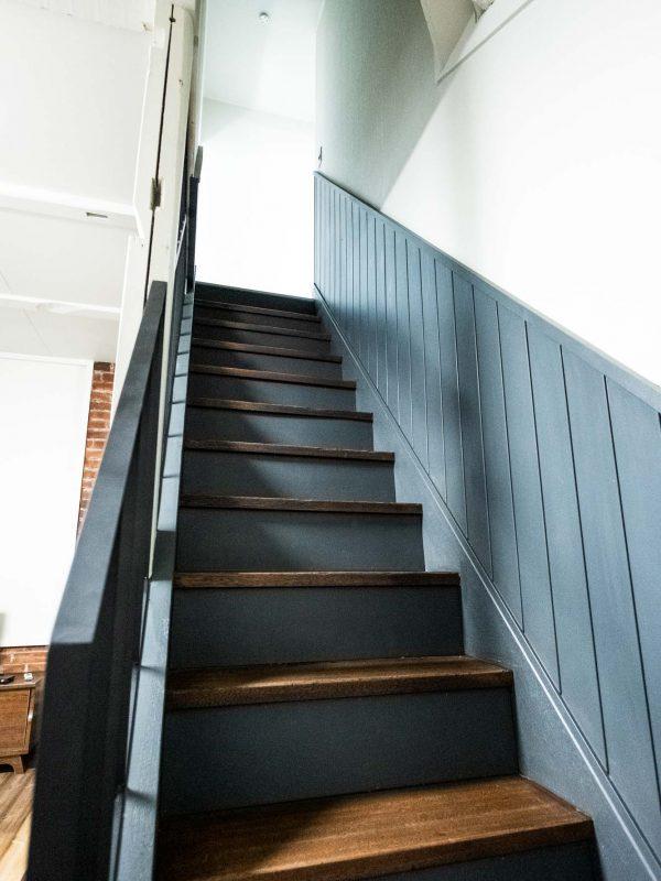 塗装 階段 リノベーション
