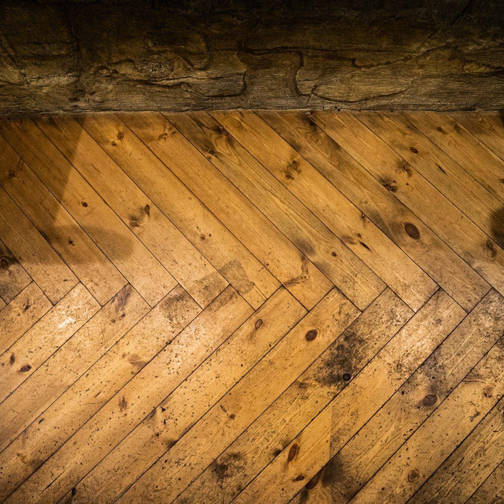 Herringbone Floor